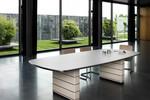 Müller: die Möbel der Kollektion Classic Line werden aus 1-3 mm starkem Stahlblech gefertigt.