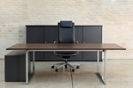 Das Modell Klöber Moteo bereichert die Bürowelt.