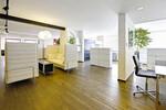 system 4 - verschiedene Büromöbel für verschiedene Funktionen, aber alle aus einem Guss für eine einheitliche Büroeinrichtung: