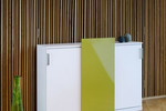 Endless: diverse Sockel- und Griffvarianten sowie unterschiedliche Dekore und Farben für das Maximum an Ästhetik